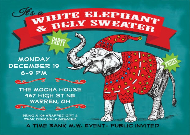 White Elephant Dec 19 2016