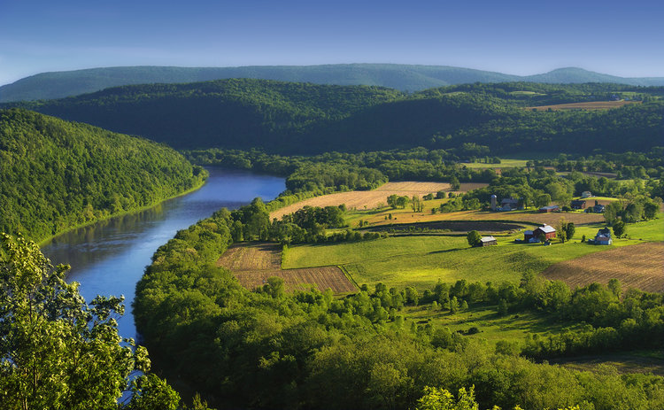 See River and Watershed